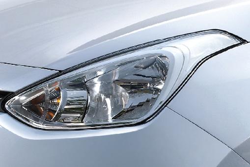 Multi Focus Reflector Head Lamp