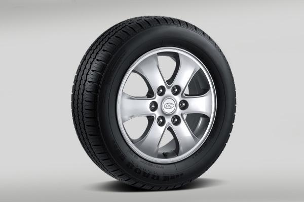Hyundai H-1 - 215 70 R16 (Elegance)