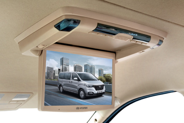 Roof Mounted LCD Monitor