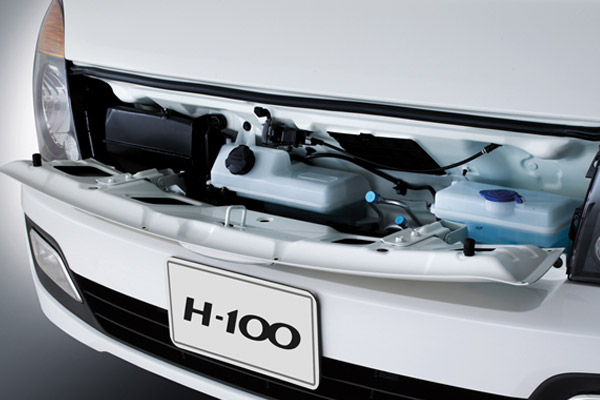 The Hood is Designed to Open Easily