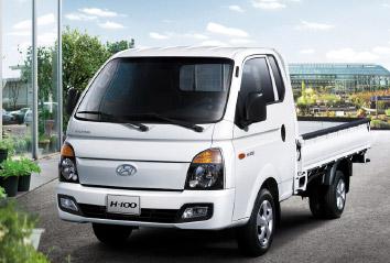 Hyundai H-100