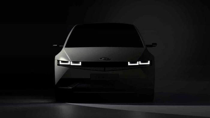 Hyundai Ioniq 5 Siap Dilepas Februari 2021