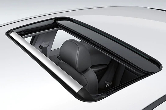 Sunroof with Anti Pinching System (Signature)