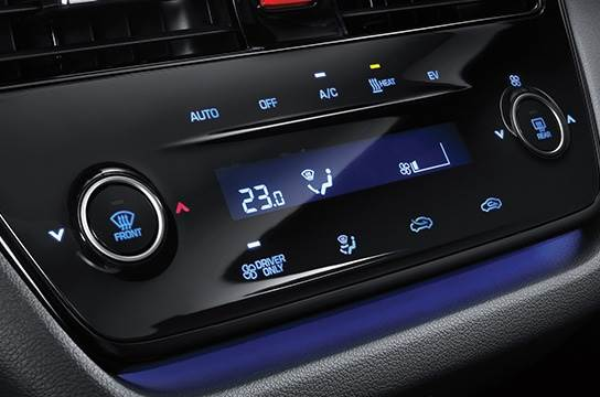 Driver-Only Climate Control