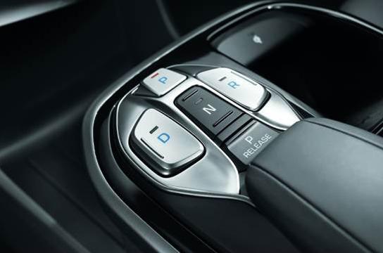 Electronic Gear Shift Button