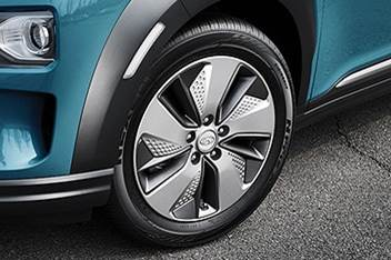 17 Inchi Alloy Wheel