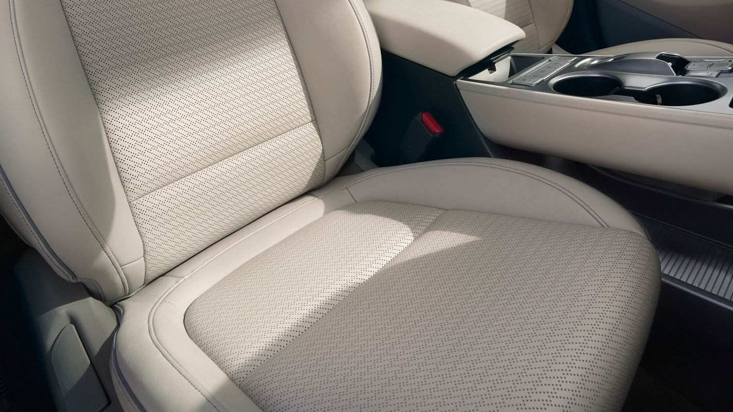 Heated and Air Ventilated Front Seats