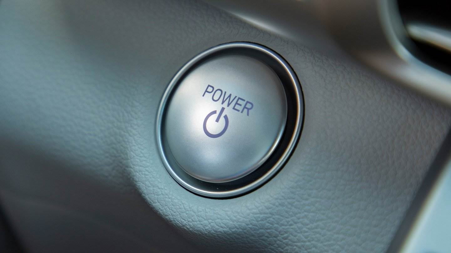 Proximity Key with Push Button Start