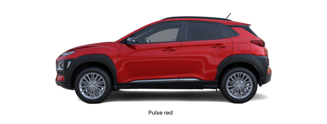 Pulse Red