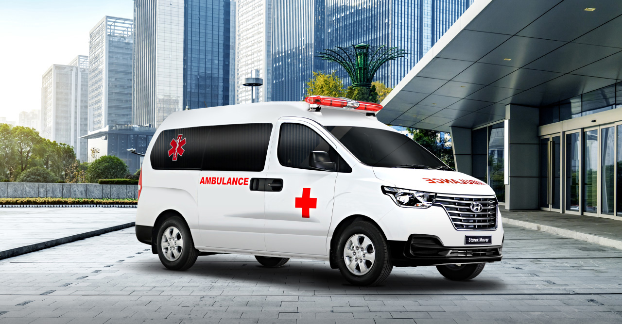 Hyundai Starex Mover Ambulance