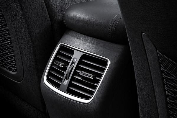 Rear Air Ventilation