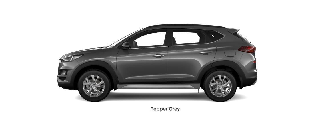 Pepper Grey